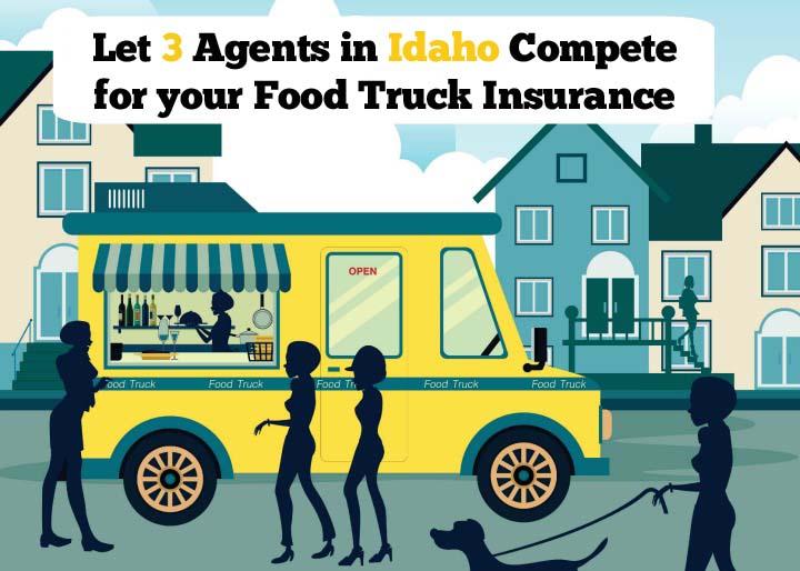 Food Truck Insurance in Idaho