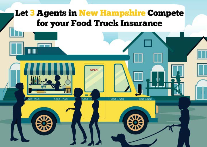 Food Truck Insurance in New Hampshire