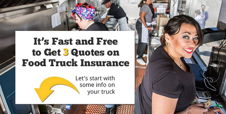 Cheap Food Truck Insurance Quotes Online