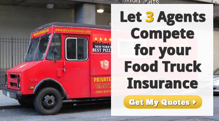 Cheap Food Truck Insurance Cost